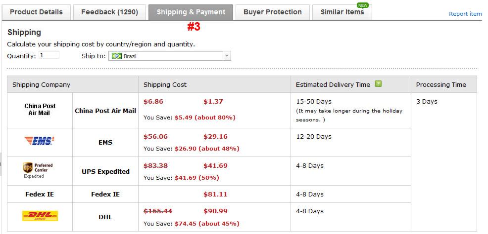 Como Comprar no AliExpress - Parte 6